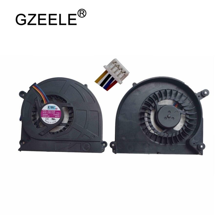 GZEELE new laptop Cooling fan for ASUS K40 K40E K40AN x8ain X8AC X8AE X8IC X8E K50IE K50E X5D X5DI X5DC X5DAF X5 K60 K70AB fan