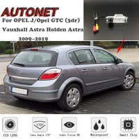 AUTONET HD Night Vision Backup Rear View camera For OPEL J/Opel GTC (3dr) Vauxhall Astra Holden Astra 2009~2019