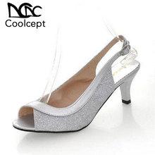 Women Peep Open Toe High Heel Sandals Ladies Thin Heels Party Wedding Shoes Woman Back Strap Heeled Footwear Size 30-46 PA00328 недорго, оригинальная цена
