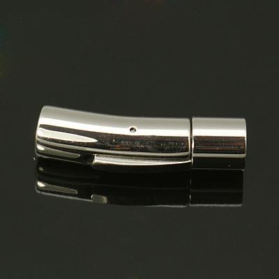 316 Stainless Steel Kolom Magnetic Screw Jepit untuk Membuat Perhiasan DIY ede37ec939