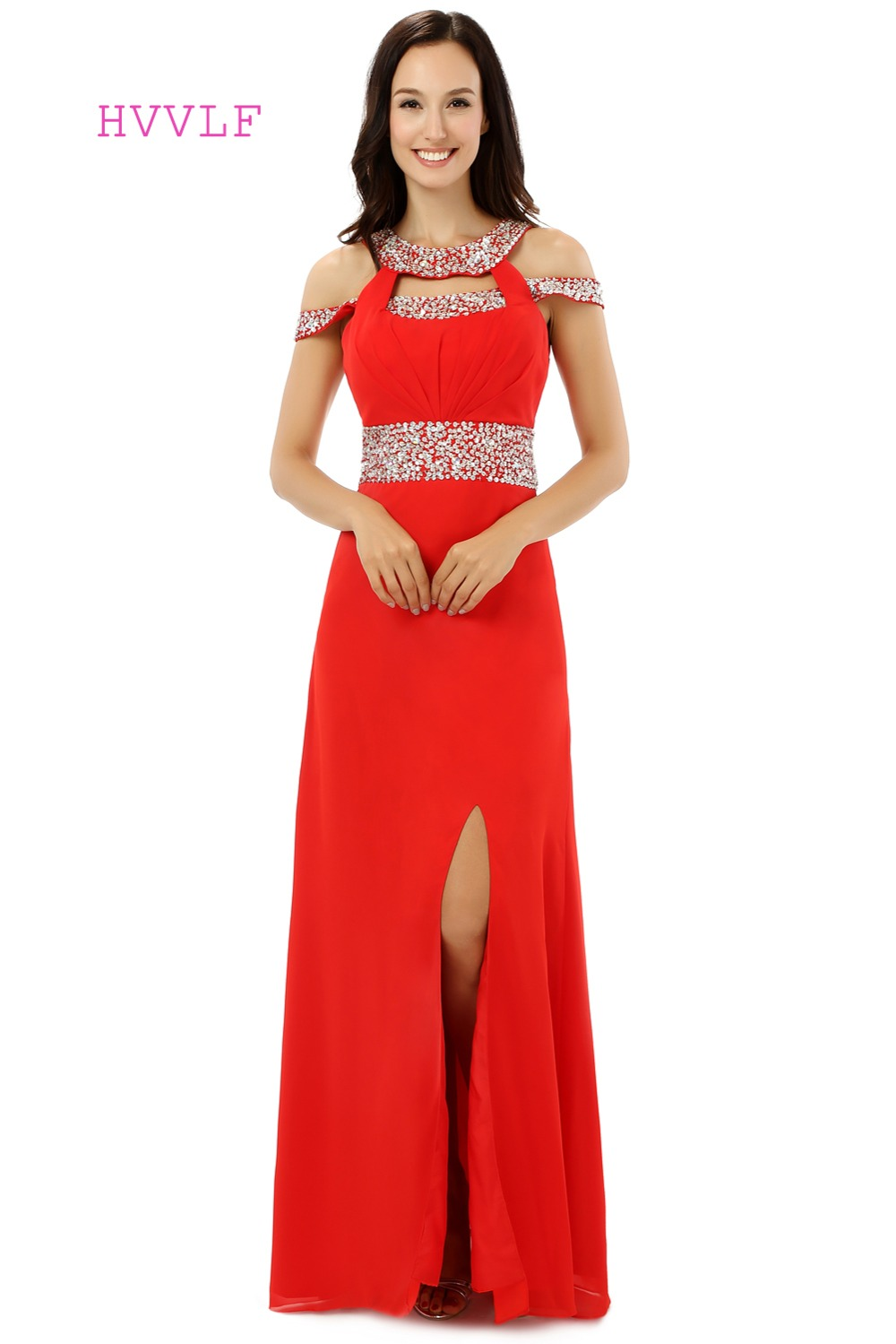 Online Buy Wholesale elegant red evening gowns from China elegant ...