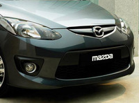 For For Two Box MAZDA 2 Mazda2 Refit Japan Water Tank Cover Seagull