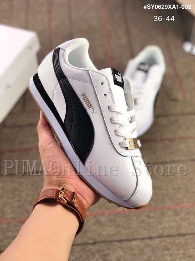 bc360d9e Оригинальная Puma BTS x НОВОЕ сотрудничество Турин BTS (36818801) Звезда  Корея для женщин/для мужчин's кроссовки бадминтон обувь размеры Eur36 44 купить  на ...