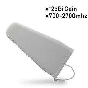 Image 4 - Europa GSM + 4G + 4G Tri band Handy Signal Repeater GSM 4g LTE 900 1800 2600 Handy Cellular Signal Booster Verstärker 70dB
