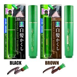 Натуральная травяная белая ручка для покрытия волос стойкая черная коричневая Временная Краска для волос крем мягкая быстрая одноразовая ...
