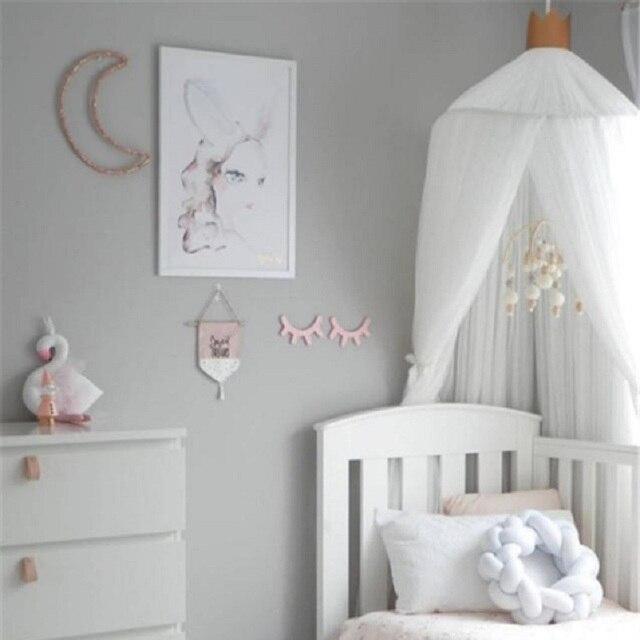 5 Farben Nordic Stil Hängenden Dome Crown Spielen Zelt Baby Teepees ...