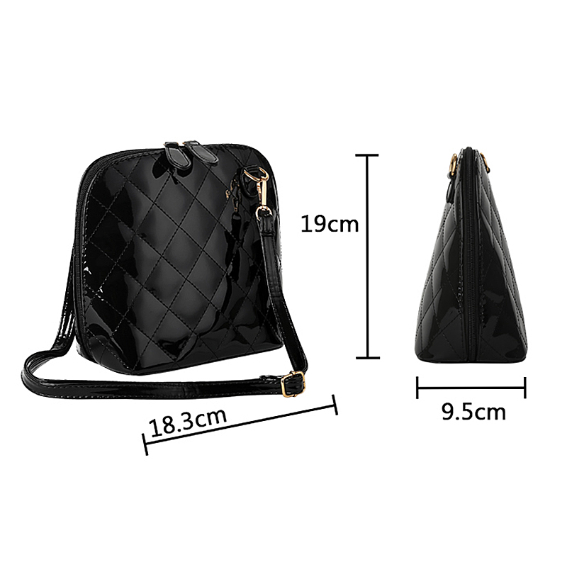 YBYT brand 2017 new mini joker leisure diamond lattice shell package high quality women evening handbags ladies shoulder bags