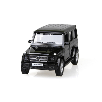 BZ G-Class G55 G63 AMG Black 1/36 alloy models model car SUV car Diecast Metal Pull Back Car Toy For Gift Collection