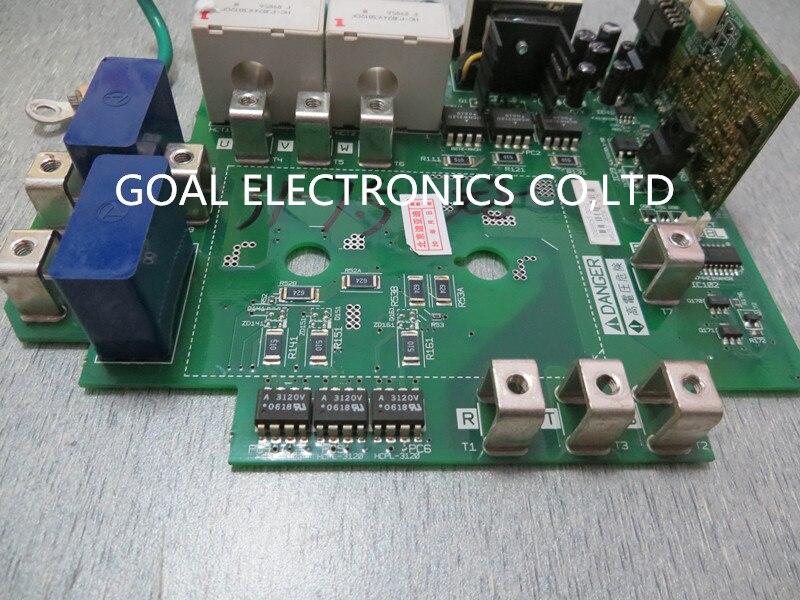 ATV31 7.5kw carte de webmaster d'entraînement de carte d'inverseur de puissance ATV31HU75N4A converte de fréquence utilisée