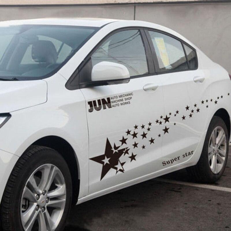 New Racing Car Stickers Auto Sport Styling Vinyl Car Body Generic Sticker Decal Car Stickers Aliexpress
