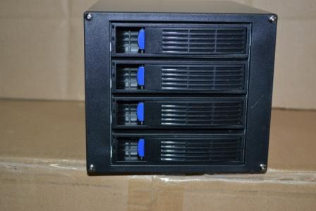 все цены на Server hot swap 4 hard disk module 3 turn to 4 inch, 3.5 inch, 2.5 inch hard disk SATA / SA module онлайн