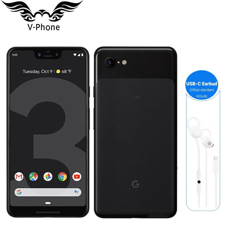 Brand New Original Google Pixel 3 XL Mobile Phone 6.3