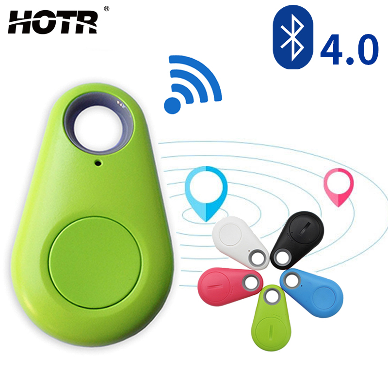 HOTR Bluetooth Anti-lost Self-timer Remote Control Device Wireless Shutter Release Selfie Stick Luggage/Car/Kids/Pet Anti-lost button zoom bluetooth button shutter remote control wireless self timer camera phone monopod selfie stick shutter controller