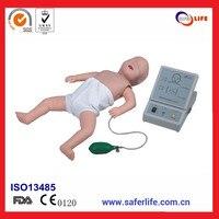 Первая помощь передовые медицинские младенческой КПП манекена
