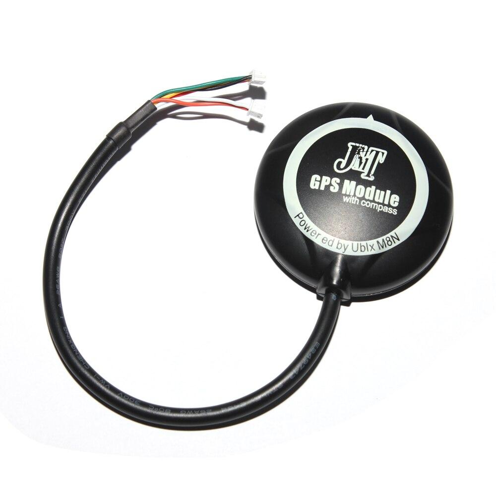 F17533 Mini M8N GPS Module NEO-M8N GPS pour PIX PX4 2.4.6 Vol Contrôleur DIY RC Drone
