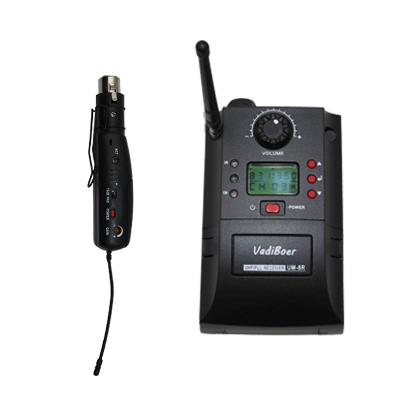 Wireless Microphone Adapter 3pin XLR Converter for Wired Handheld Dynamic Microphone in Microphones from Consumer Electronics