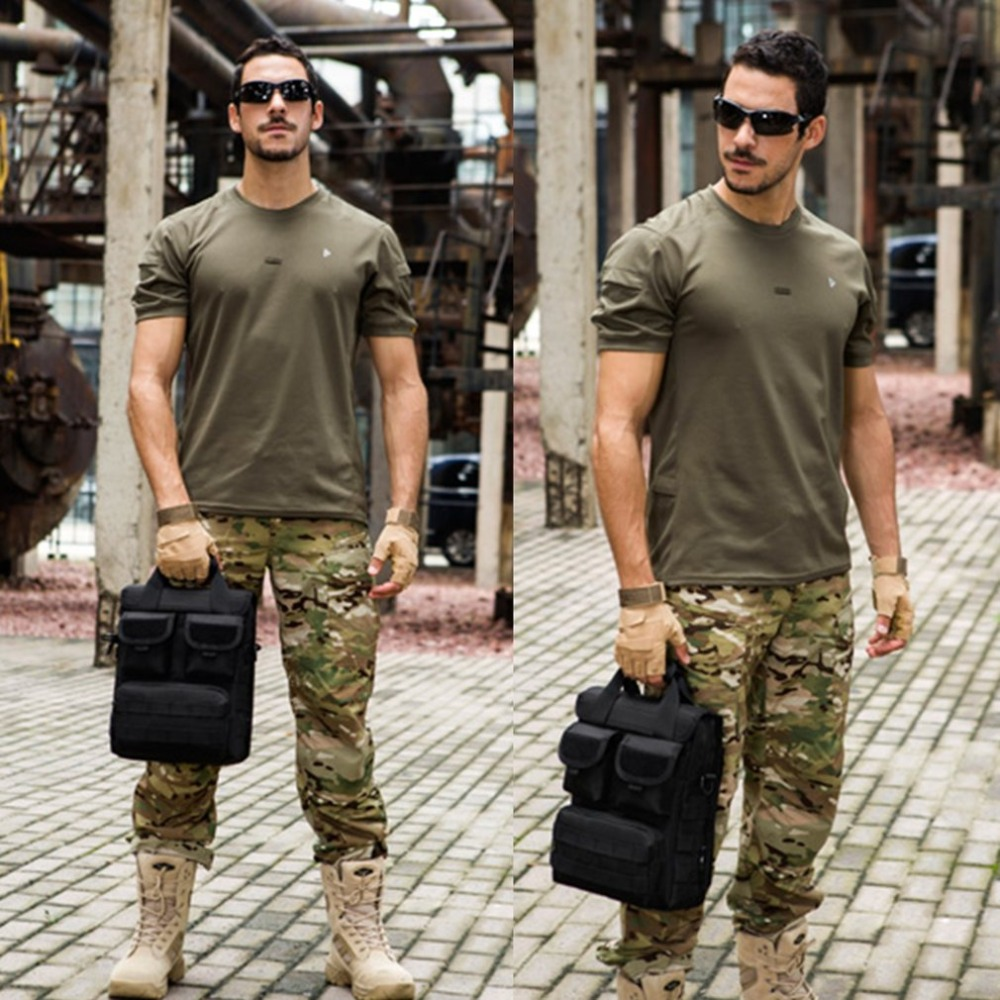 Outdoor Nylon Bag Military Tactical Bags Backpack Shoulder Strap Bag Camping Hiking Bag Hunting Backpack