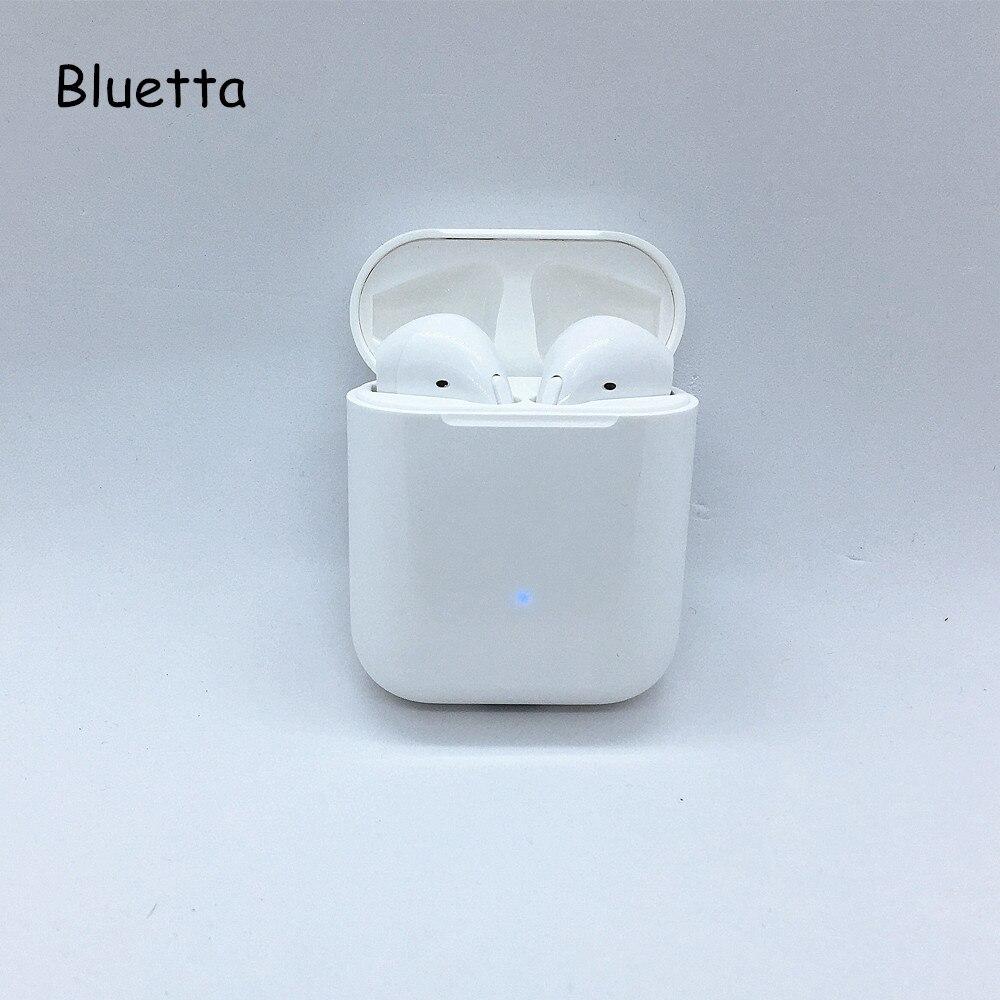 Bluetta TWS Auricolari con Il Mic Stereo Senza Fili Auricolari Senza Fili fone de ouvido Sport Hifi Audio Per iphone xiaomi Trasporto di Goccia