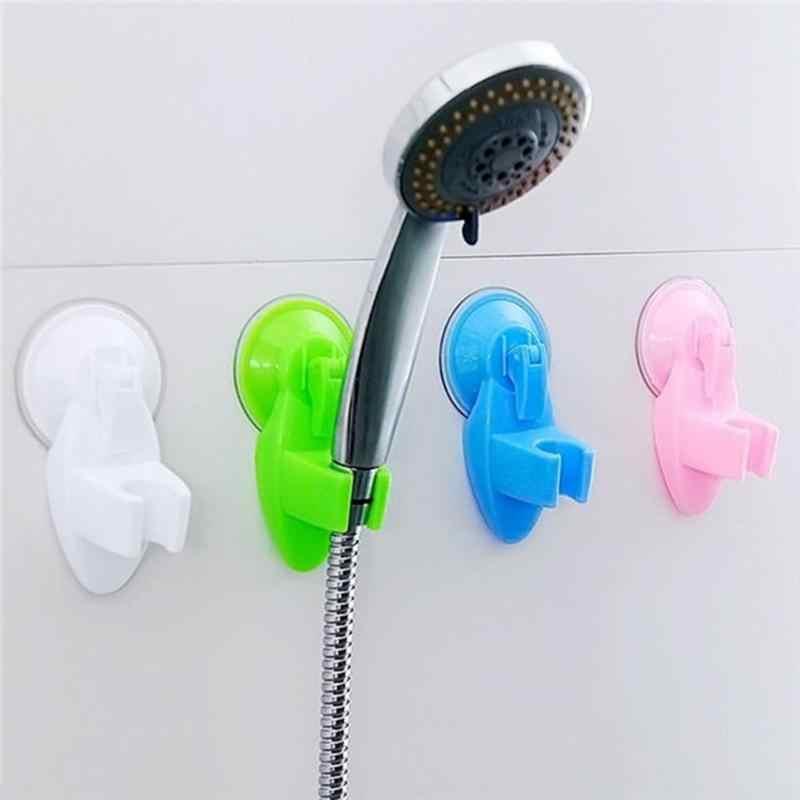 Регулируемый Ванная комната Душ держатель спринклера Sucker Тип Поддержка кронштейн для душа с переключателем монтажа сопла стойки сильный