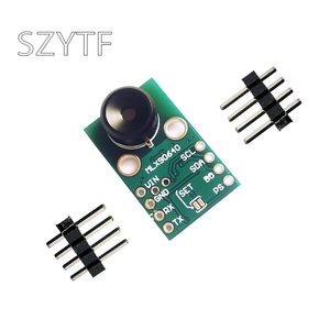 Image 2 - GY MCU90640 MLX90640 IR 32*24 módulo de cámara de Sensor de matriz de punto termométrico infrarrojo
