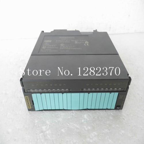 [BELLA] Genuine original special sales module - 6ES7 322-1HH01-0AA0 spot[BELLA] Genuine original special sales module - 6ES7 322-1HH01-0AA0 spot