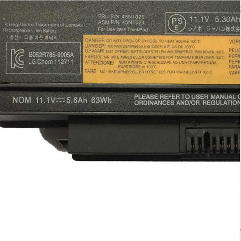 11.1v 63wh Nuovo Originale Batteria Del Computer Portatile per lenovo Thinkpad X230 X220 X220i X230 X220S X230i 42T4861 42T4862