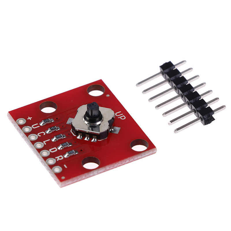 5Channel 5way Taktil Switch Breakout Modul Converter Adaptor Papan UNTUK ARDUINO