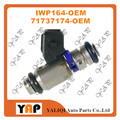 NEW FUEL INJECTOR (4) FOR FITFiat Stilo Doblo 1.6L 16V L4 IWP164 IWP109 IWP001 71737174 1991-2006