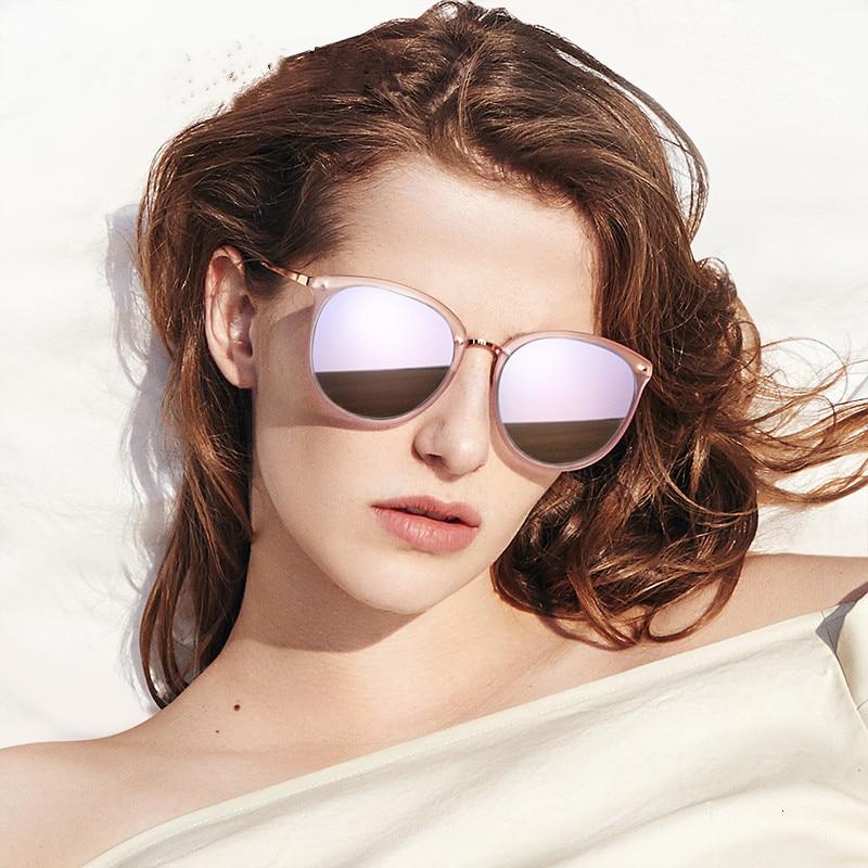 Lunettes de soleil carrées femmes polarisées pour conduire des lunettes de soleil antireflets en titane en plastique pour femmes lunettes de soleil en alliage adulte