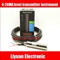 4-20MA transmissor de nível instrumento / serviços de fogo indicador do nível de água instrumento / feixe instrumento de controle digital