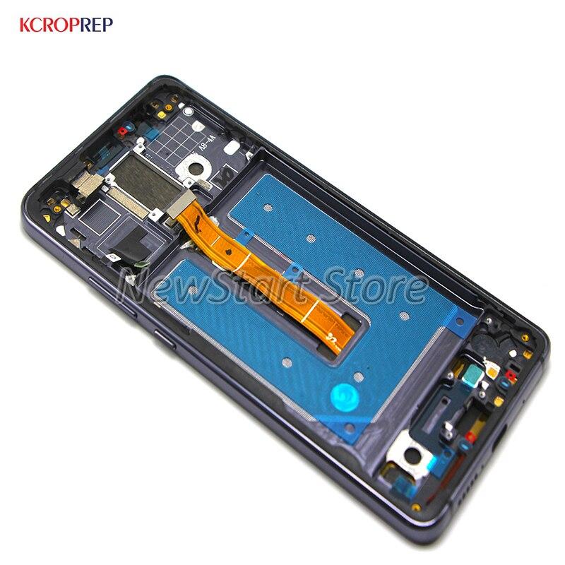 6,0 для huawei mate 10 pro ЖК дисплей Дисплей Сенсорный экран дигитайзер в сборе для huawei Коврики 10 pro BLA L09 BLA L29 BLA AL00 ЖК дисплей - 2