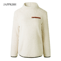 JAPPKBH Warm Autumn Winter Turtleneck Sweater Women Solid Plus Size Pullover Sweaters Casual Loose Knitted Sweater Red Pink 5XL