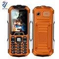 ZOYU D9800 para teléfonos celulares teléfono de la empresa al aire libre 3800 banco de la energía del teléfono 2G dual sim doble modo de espera móvil teléfono