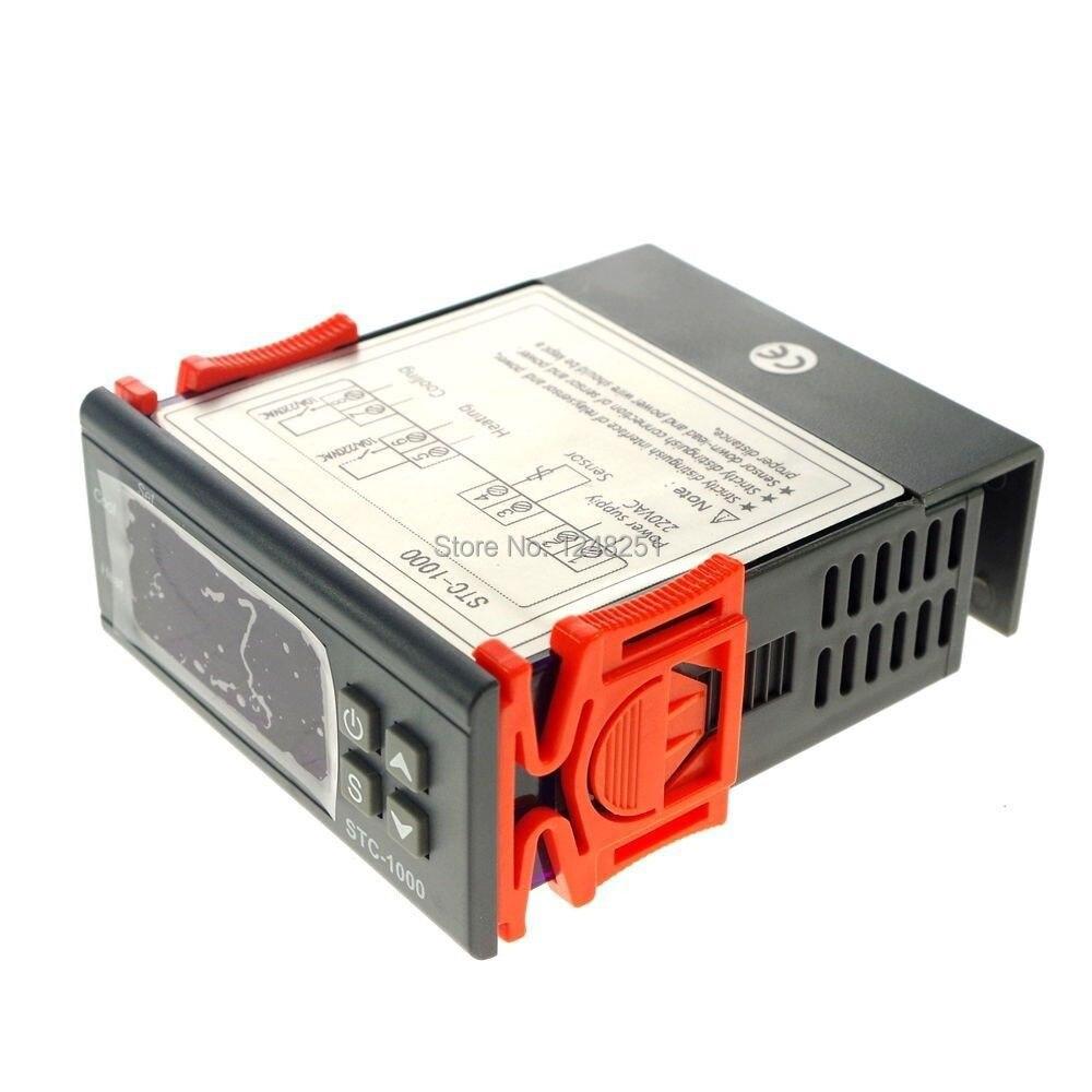 220 В жк-микрокомпьютера регулятор температуры прохладный