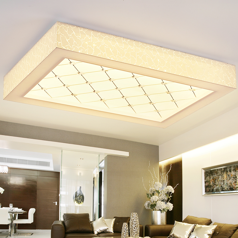 New Ceiling Lights Indoor Lighting LED Luminaria Abajur Modern LED Ceiling Lights For Living Room Lamps For Home Remote countrol