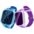 Ds18 crianças smart watch criança telefone do relógio gps cartão sim rastreador localizador anti-perdido relógio de pulso para ios android crianças posicionamento