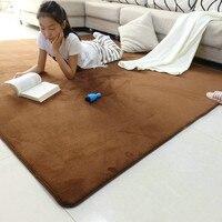 ZHH New Fashion Memory Foam Carpet Home Bathroom Skid Resistance Mat Water Absorption Door Floor Mat