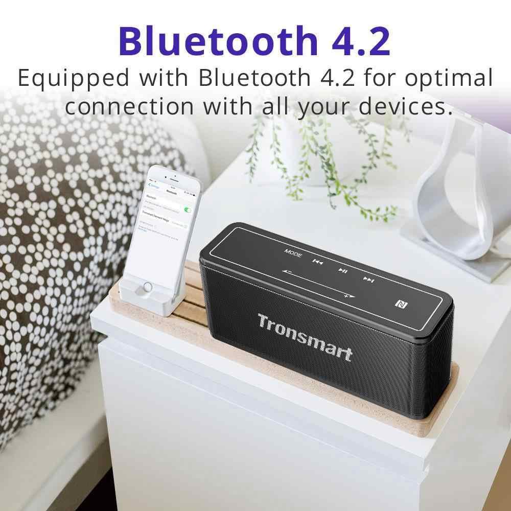[В наличии] Tronsmart Element Mega 40 W NFC портативный bluetooth-динамик DSP 3D цифровой звук Открытый Портативный Мини-видео динамик