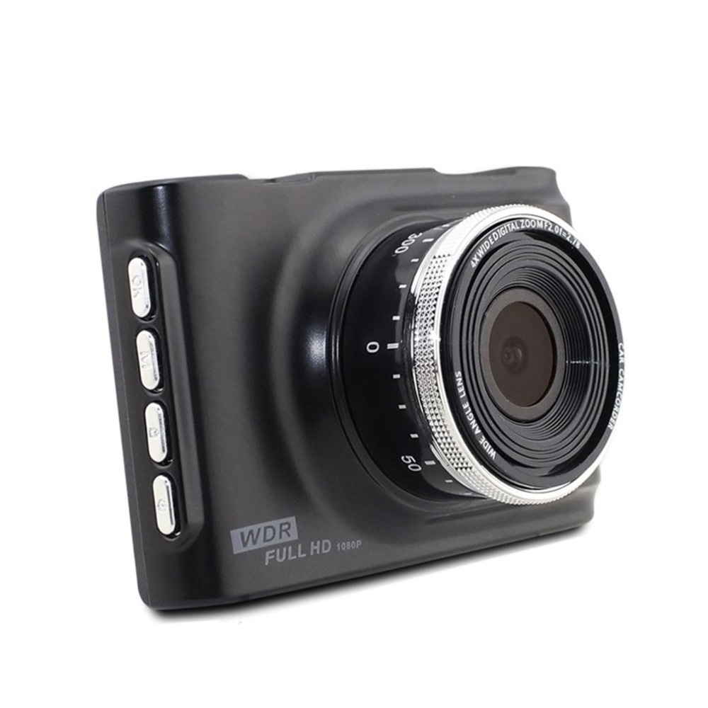 Car DVR Cam-Recorder Support Video Cctv-Dash-Camera 170-Degree 1080P Angle-Lens Vehicle