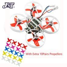 JMT Happymodel Mobula 7 75mm Bwhoop Crazybee F4 Pro OSD 2S FPV Racing Drone Quad