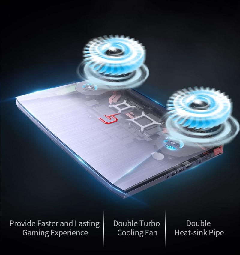 HTB1hlKedHsTMeJjSsziq6AdwXXaN BBen G16 15.6'' Laptop Windows 10 Intel i7 7700HQ GTX1060 16GB RAM 256GB SSD 1T HDD Metal Case Backlit Keyboard IPS WiFi BT4.0