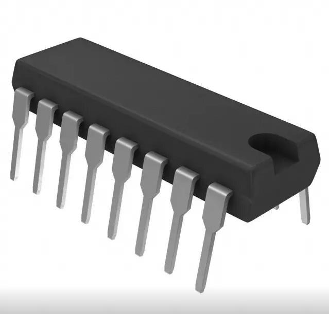 10PCS CD4046BE DIP16 CD4046 DIP 4046BE DIP-16 new and original IC
