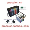 CISS continuación sistema de suministro de tinta LC213 LC215 LC217 hermano DCP-J4220N MFC-J4720N MFC-J5620CDW MFC-J5720CDW MFC-J5820DW