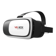 100% Original VR BOX 2.0 Virtual Reality 3D Glasses Goggles VR Helmet Googles Cardboard 3D Games Glasses For IPhone Smartphone