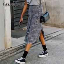 Kleidung Röcke TWOTWINSTYLE Midi