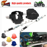 For KAWASAKI Z800 2013 2016 14 15 Motorcycle Accessories CNC Aluminum Stunt Clutch Lever Easy Pull Cable System NEW 5 colors