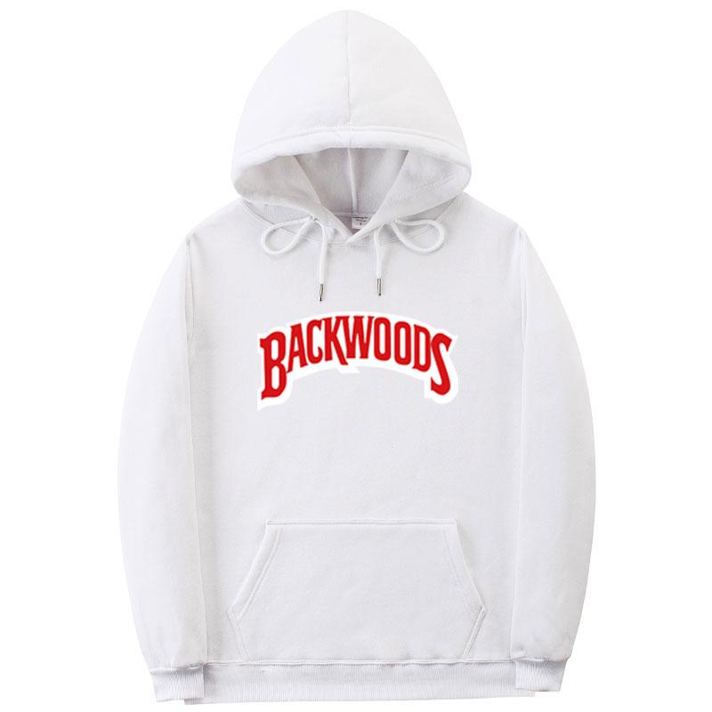 The screw thread cuff Hoodies Streetwear Backwoods Hoodie Sweatshirt Men Fashion autumn winter Hip Hop hoodie pullover 3