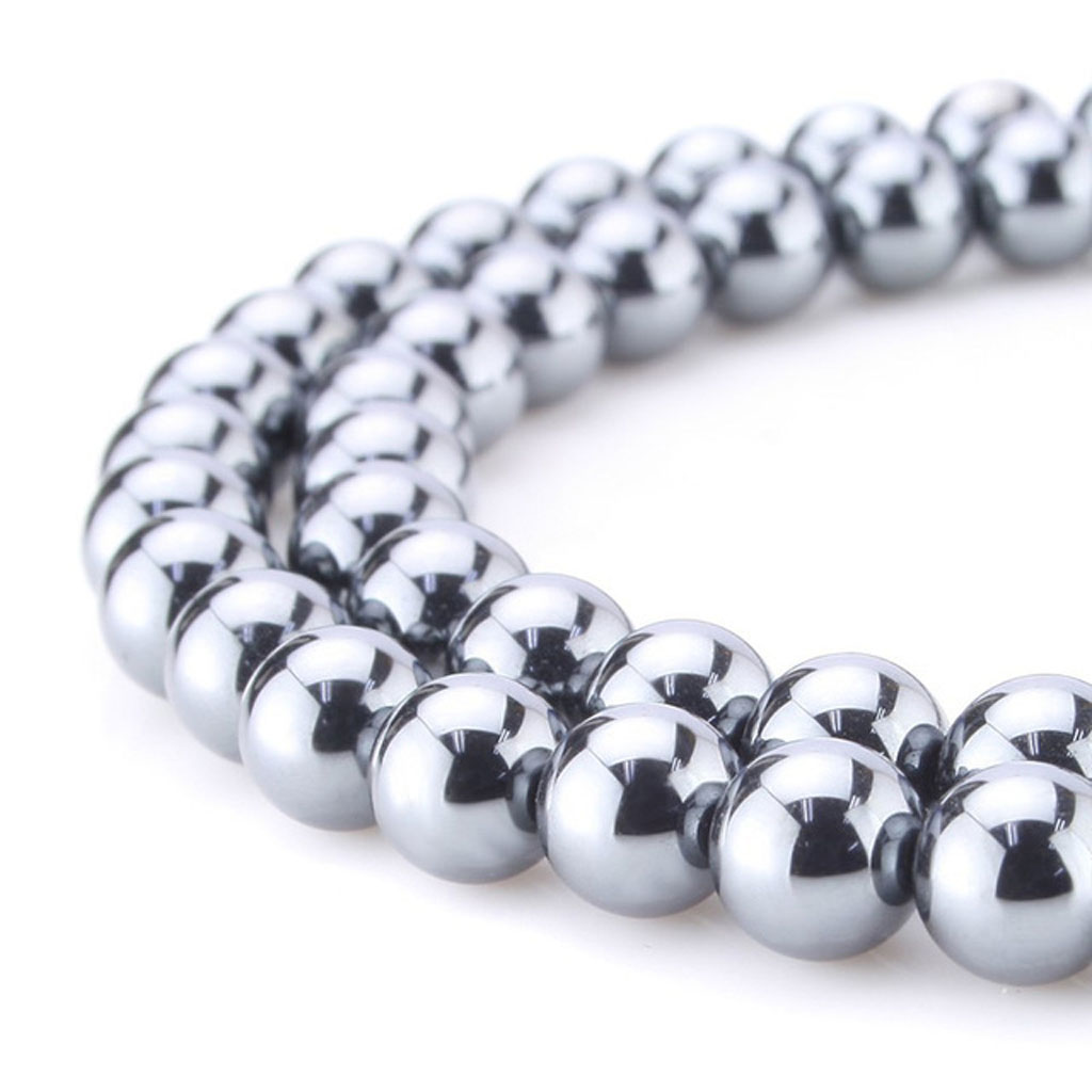 100Pcs Silver Iron Loose Beads Spacer DIY Jewelry Findings Crafts