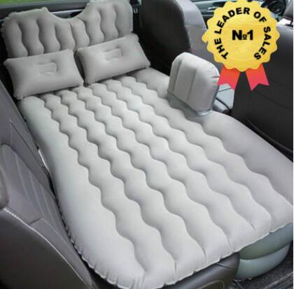 Travel Bed Inflatable Mattress Matelas Voiture Gonflable Car Back Seat Cover  Air Bed Inflatable Car Bed Lit Voiture Air Mattres