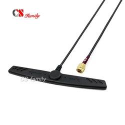 High Gain Outdoor MIMO 4G Lte Antenne IP67 wasserdichte T Bar form mit 3m kabel, SMA Männlich (innere pin)